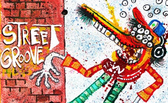 Va-Street grooves (curado x Alan Anaya – Cassette blog 5to aniversario)