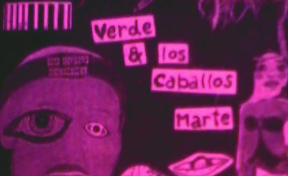 Verde y los Caballos a Marte-Gracias por el viaje EP (por Nahuel Ordoñez – BlackFish Discos – free DL!)