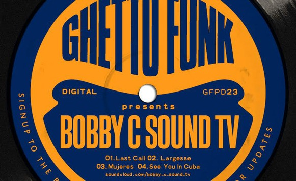 Bobby C Sound TV-Ghetto Funk Presents Bobby C Sound TV (por Joshuan Kovalev – Ghetto Funk – name your price)