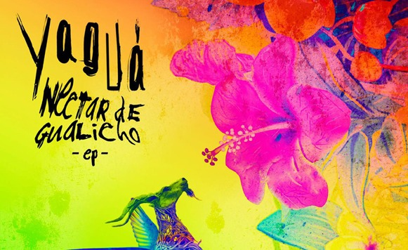Yaguá-Néctar de Gualicho (por Jorge Espinoza aka Chakruna – Sub Klub Records – name your price)