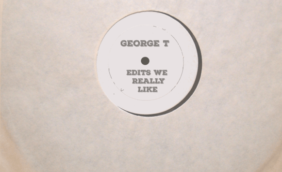 George T-Edits we really like (por Pablo Borchi – Exclusivos Cassette)