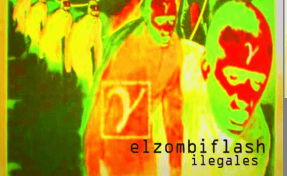el zombi flash-Ilegales EP (por Pablo Borchi – Exclusivos Cassette)