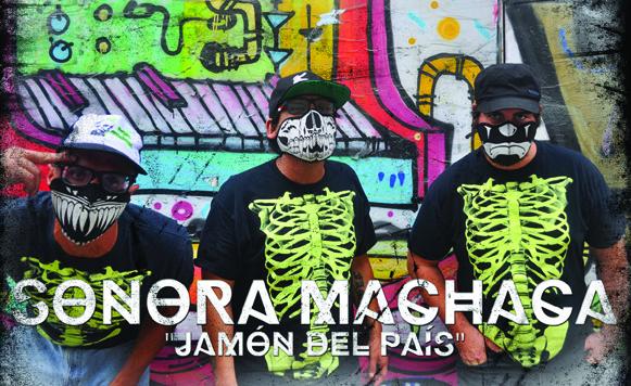 Sonora Machaca-Jamón del País EP (por Fausto Vercellino – Folcore Records – free DL!)