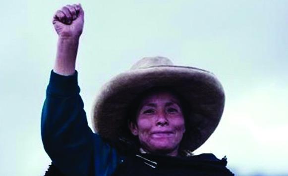 Tracks tributo a Máxima Acuña Atalaya (Premio Goldman 2016 como defensora del ambiente) (por Jorge Moratto – 2 tracks free DL!)