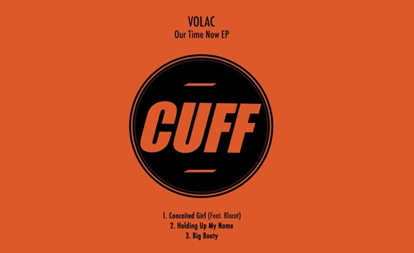 Volac-Our Time Now EP (por Jesús Emmanuel aka Ckribeer Ckribeer – CUFF – Free DL!)