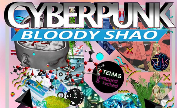 Bloody Shao-Cyberpunk (por Lucas Alamo – Ladroga lab – name your price)