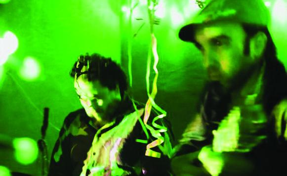 El Milagro Verde-San Lunes EP (por El Zombi Flash – free DL!)