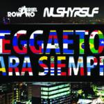 Gabriel Rowano-Reggaeton para siempre EP (por Hugo Lopez aka Tatsumi Dj