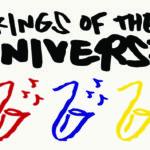 Kings of the Universe-Sax Trax / I Like You (por Jesús Emmanuel aka Ckribeer Ckribeer