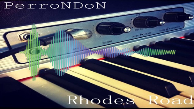 PerroNDoN-Rhodes Road EP (por Mario Ramirez – name your price)