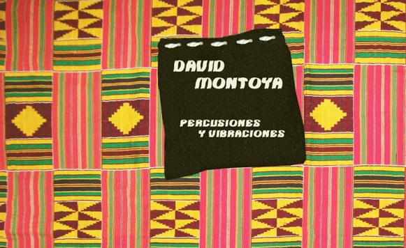 David Montoya-Percusiones y Vibraciones (por Pablo Borchi – Exlcusivos Cassette)