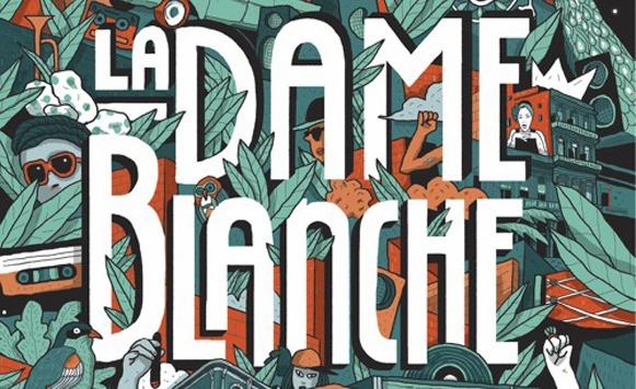 La Dame Blanche-2 (por Candelaria Díaz Gavier – Wakan Tanka Records – Tropical Diaspora Records – 2 tracks free DL!)