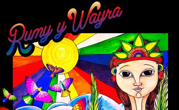 Rumy y Wayra-Inti Pichq EP (por Pablo Pachacutik – Konn Recordings – Free DL!)