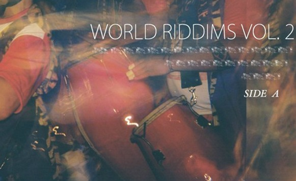 Va-World Riddims Vol 2 (Side A) (por Mario Ramirez – Canal Dub – free DL!)