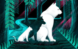 Scott Nice-All The Wild Creatures