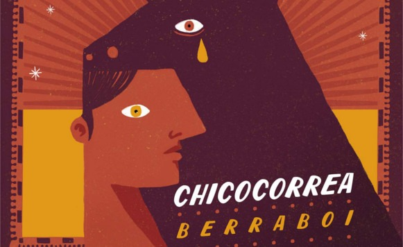 ChicoCorrea-Berraboi (por Pablo Borchi – Exclusivos Cassette)