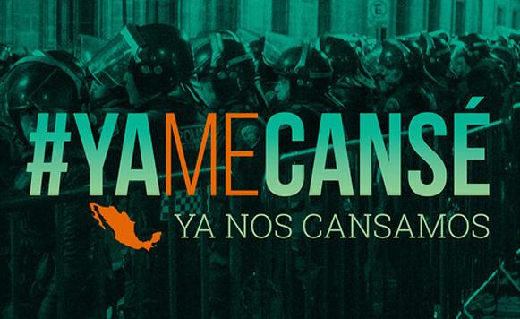 Va-Ya me cansé / A dos años de Ayotzinapa (por Jorge Moratto – free DL!)