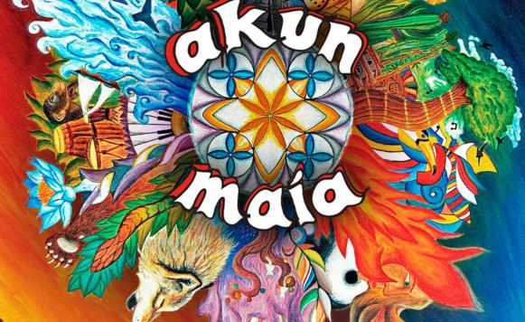 Akun Maia-Lo Lindo De la Vida (por Andrés Oddone – Exclusivos Cassette)