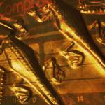 Va-Oro negro / curado por G-Flux (Cassette blog 6to Aniversario)